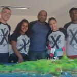 SÃO PEDRO DA ALDEIA – Alunos da E. Mz Retiro se classificam para penúltima fase da Olimpíada Brasileira de Cartografia