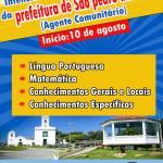 CP GEL – Matrículas abertas para o Intensivão para Agente Comunitário no processo seletivo da Prefeitura de São Pedro da Aldeia