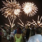 RÉVEILLON –  Grupo 100% agita festa da virada em São Pedro da Aldeia