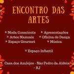 EVENTO – Casa dos Azulejos recebe, nessa sexta-feira (12), Encontro das Artes
