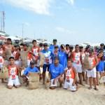 CABO FRIO – Praia do Peró, em Cabo Frio tem mutirão de limpeza em ação pela certificação da Bandeira Azul