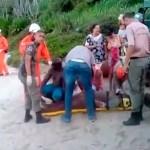 ARRAIAL DO CABO – Homem é esfaqueado por vendedor de milho na Praia do Forno