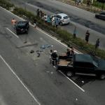ACIDENTE – Duas pessoas ficam feridas em acidente na RJ-140, em São Pedro da Aldeia