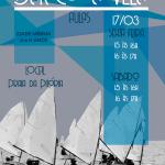 SÃO PEDRO DA ALDEIA – Prefeitura de São Pedro da Aldeia oferece aulas de Barco a Vela na Praia da Pitória