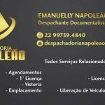 Despachadoria Napoleão – Todos serviços relacionados ao DETRAN