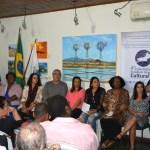 CULTURA – CONFERÊNCIA MOVIMENTA CASA DE CULTURA EM SÃO PEDRO DA ALDEIA