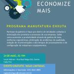 REGIÃO DOS LAGOS – Sebrae/RJ apresenta edição 2018 do Programa Manufatura Enxuta em Cabo Frio