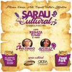 EVENTO – FoodPark apresenta Sarau Cultural nesse sábado (02)