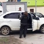 AÇÕES POLICIAIS – Taxista é agredido e tem o carro roubado em Cabo Frio
