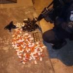 AÇÕES POLICIAIS – Dois adolescentes são apreendidos com uma pistola, munição e cocaína em Araruama