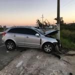 REGIÃO DOS LAGOS – Acidente entre caminhão carregado com água e carro deixa um morto na RJ-140 neste sábado