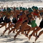 ESPORTE – Cabo Frio sedia simulado de triatlo