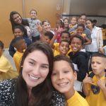 CABO FRIO – UNESA realiza atividades psicomotoras com as crianças atendidas da LBV