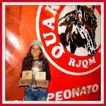 ESPORTE – Kawanne Chaves é destaque na competição Estadual de três Tambores RJQM em Sapucaia/RJ