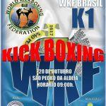 ESPORTE – São Pedro da Aldeia será palco do Torneio Aldeense de Kick Boxing