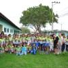 SÃO PEDRO DA ALDEIA – Programa Saúde na Escola promove dinâmica com alunos de escola do bairro Baixo Grande