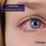 CISOP – Você sabe o que é Ceratite?