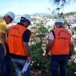 """SÃO PEDRO DA ALDEIA – Defesa Civil solicita """"Aluguel Social"""" para duas famílias, que moravam na Ponta do Ambrósio"""