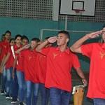 SÃO PEDRO DA ALDEIA – Formatura da Banda Marcial Fênix Paineira é realizada em São Pedro da Aldeia