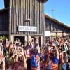 SÃO PEDRO DA ALDEIA – Visita à Defesa Civil aldeense e mutirão de limpeza de praia marcam terceiro dia do Projeto Defesinha