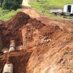 REGIÃO DOS LAGOS – Rompimento de adutora compromete fornecimento de água em cidades da Região dos Lagos