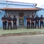 SAQUAREMA – Guardas municipais paralisam as atividades para pedir melhorias