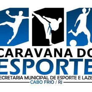 """CABO FRIO – """"Caravana do Esporte"""" abre agenda para 2019"""