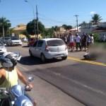 ACIDENTE – Ciclista morre em colisão entre moto e bicicleta em Iguaba Grande