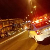 ACIDENTE – Vítima de acidente durante perseguição policial morre em Araruama