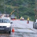 REGIÃO DOS LAGOS – Prefeitura de Arraial do Cabo decreta calamidade pública por conta da chuva e fecha acesso principal à cidade