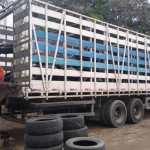 CABO FRIO – Comsercaf destina 9 toneladas de pneus para reciclagem