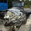 ACIDENTE – Colisão entre carro e ônibus deixa um morto e três feridos em Maricá