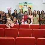 """SÃO PEDRO DA ALDEIA – Encontro com """"Amigas da Mama"""" aborda benefícios da bonecaterapia e prevenção do câncer"""