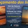 LITERATURA – Charitas recebe lançamento de livros nesta segunda, em Cabo Frio
