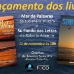 LITERATURA – Charitas recebe lançamento de livros nesta segunda (11)