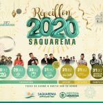 RÉVEILLON 2020 – Programação de Réveillon 2020 de Saquarema começa neste sábado (28)