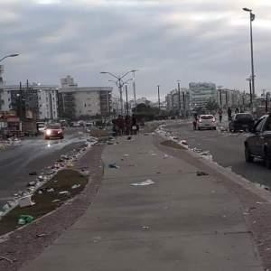 CABO FRIO  – Prefeitura recolhe mais de 2 mil toneladas de lixo durante Carnaval