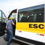 PRAZO PARA VISTORIA DO TRANSPORTE ESCOLAR TERMINA SEXTA-FEIRA (20)