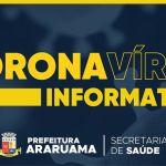 Prefeitura confirma primeiro caso de coronavírus em Araruama