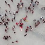 Turista de Minas Gerais morre afogado na Praia do Forte, em Cabo Frio