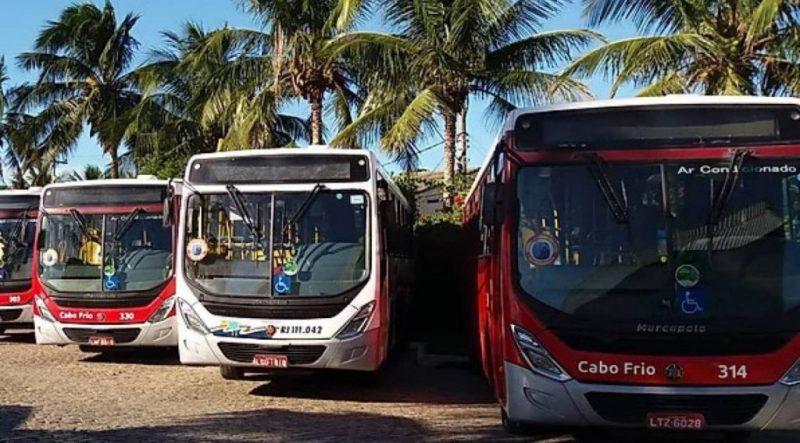 Salineira - empresa de ônibus da Região dos Lagos Imagem de internet
