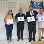 Prefeito, vice e vereadores eleitos em São Pedro da Aldeia são diplomados pela Justiça Eleitoral
