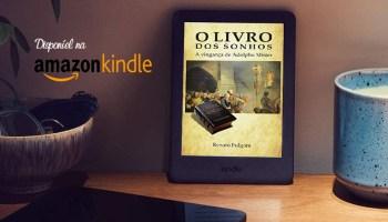 EBook Kindle: O Livro dos Sonhos - A Vingança de Adolpho Mister