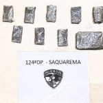 Homem é preso em flagrante por tráfico de drogas em Saquarema