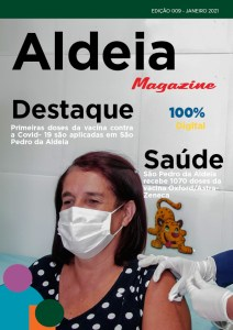 Aldeia Magazine, edição 09, 2ª quinzena de janeiro 2021