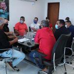 PARCERIA ENTRE SECRETARIA DE AGRICULTURA DE IGUABA COM CEASP É INICIADA