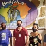 Visita à área quilombola aldeense debate políticas públicas voltadas à cultura
