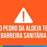 Covid-19: São Pedro da Aldeia retoma bandeira laranja e implanta barreira sanitária