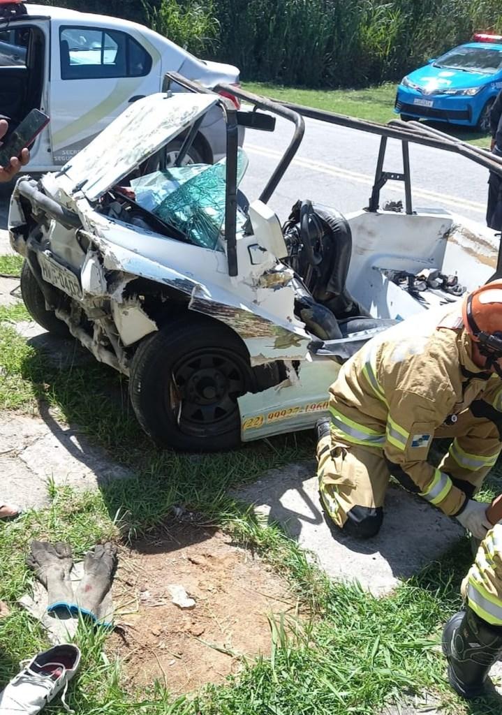 Turista morre em acidente de buggy em Búzios
