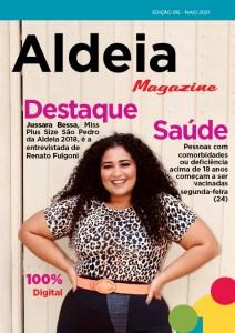 Aldeia Magazine, edição 15, 1ª quinzena de maio 2021